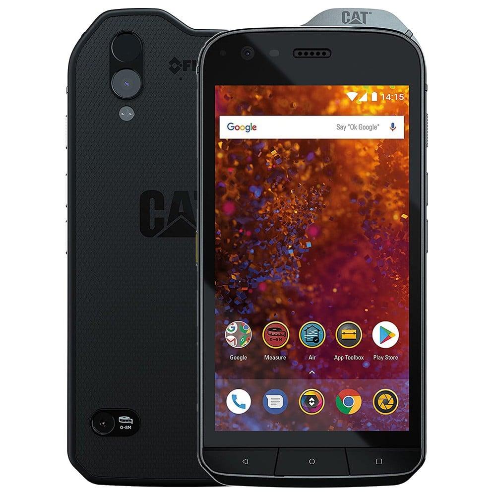 CAT S61 Dual SIM Black4GB RAM 64GB 4G LTE