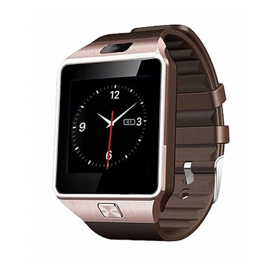 BSNL A7 Bluetooth Smart Watch, Gold
