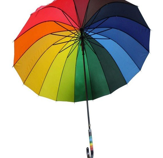 Hello Straight Automatic Open Umbrella, DIa. Size - 116 cm