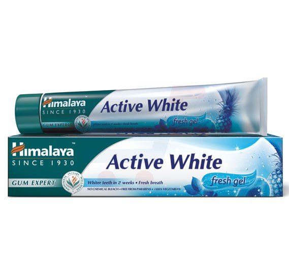 Himalaya Active White Fresh Gel 100 ML - NHO0020