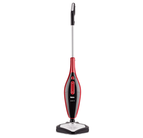Fakir Darky Red Vertical Dry Vacuum