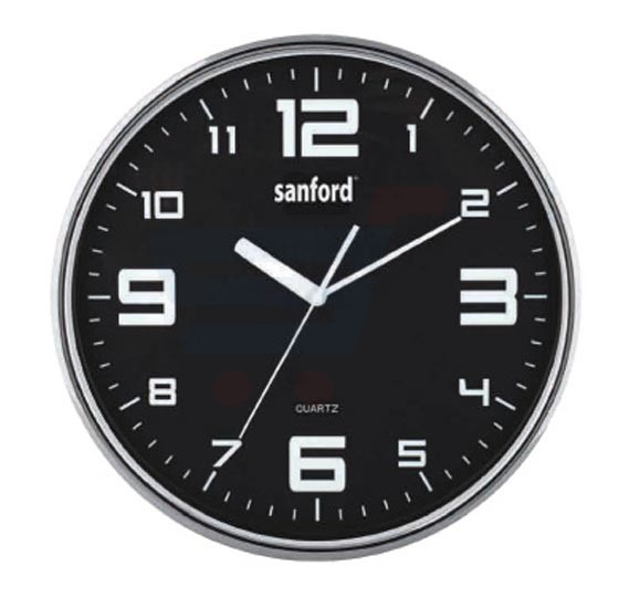 Sanford Analog Wall Clock - SF1457WC