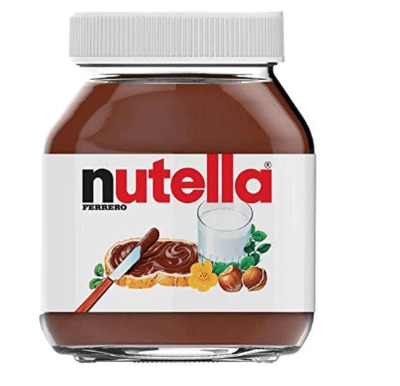 Nutella Jar 750 gm