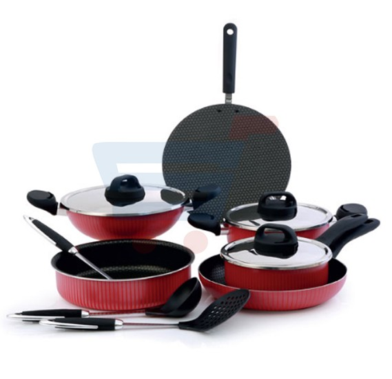 Royalford 12 Pcs Monarch Cookware Set - RF7803