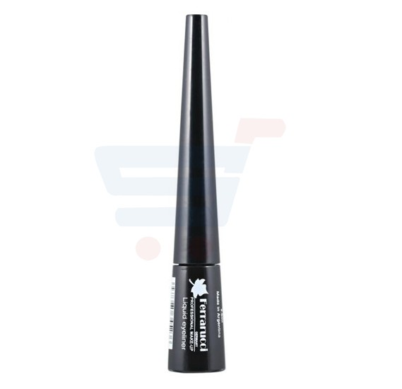 Ferrarucci Black Liquid Eye Liner, 2.5ml
