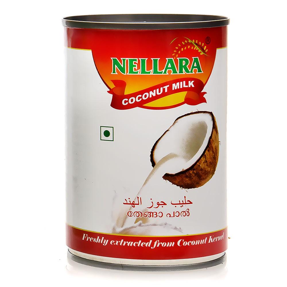 Nellara Coconut Milk (Liquid) 400 Ml Can
