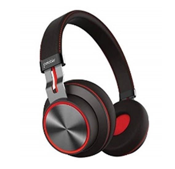 Pebble Bluetooth Headphone with mic, Pebble Zest Pro Black