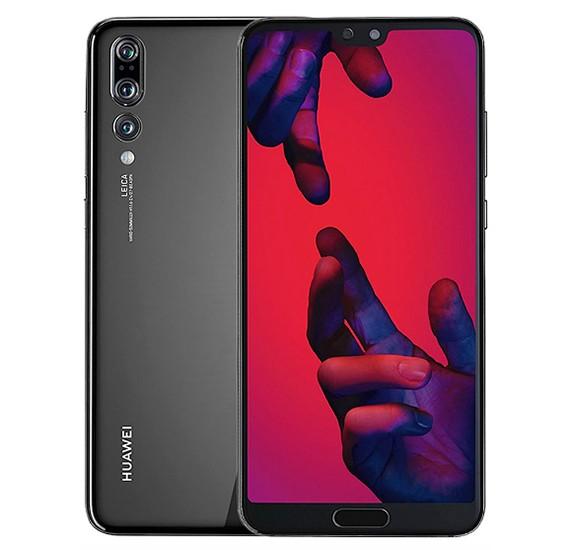 Huawei P20 Pro Dual SIM 128GB, 6GB RAM, 4G LTE, Black