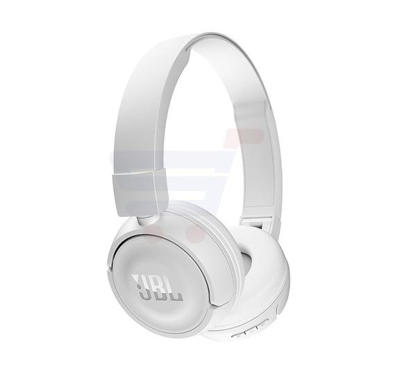 JBL T450 Wireless On-Ear Headphones - White