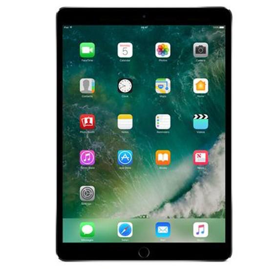 Apple Ipad Pro 10.5 Inch 4G Tablet, iOS 11, 4GB RAM, 512GB Storage, Dual Camera - Grey