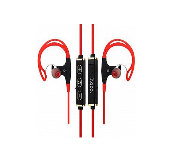 Hoco Wireless In-Ear earphone (Bluetooth)-Red,EPB03