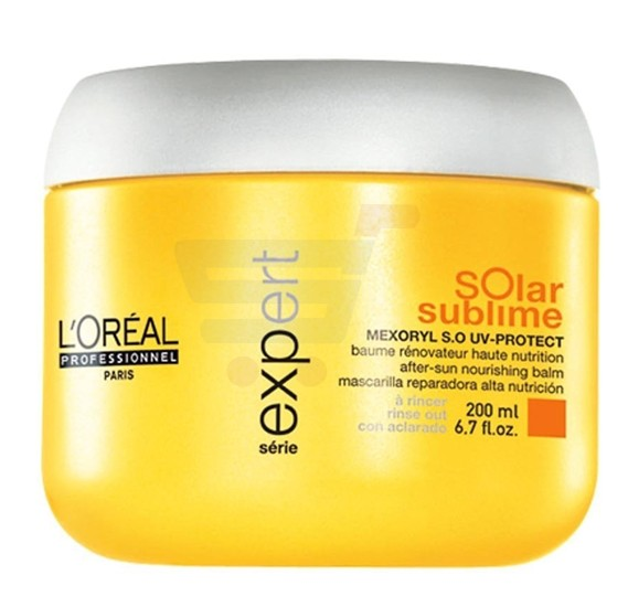 Loreal Solar Sublime Mask 200ML