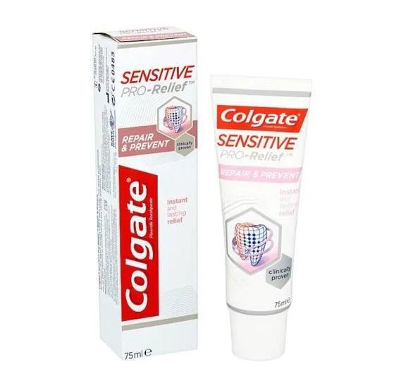 Colgate Sensitive Pro Relief Repair and Prevent Toothpaste, 75ml