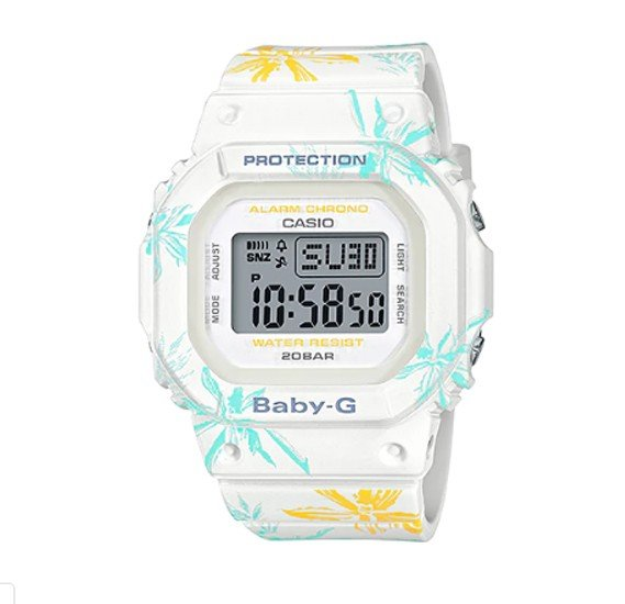 Casio Baby-G Digital Women Watch, BGD-560CF-7DR