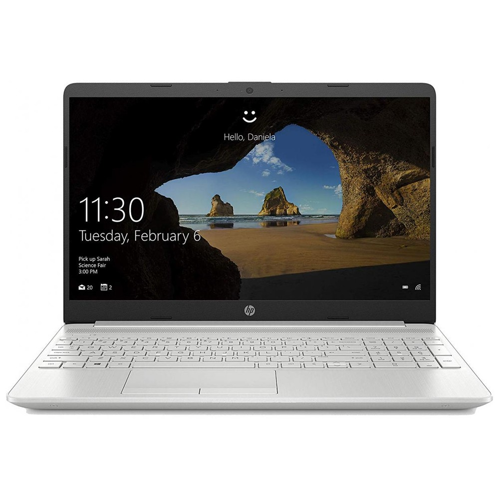 HP 15 DW2085NE Notebook, 15.6 Inch Display Core i5 Processor 8GB RAM 512GB SSD Storage Integrated Graphics Win10