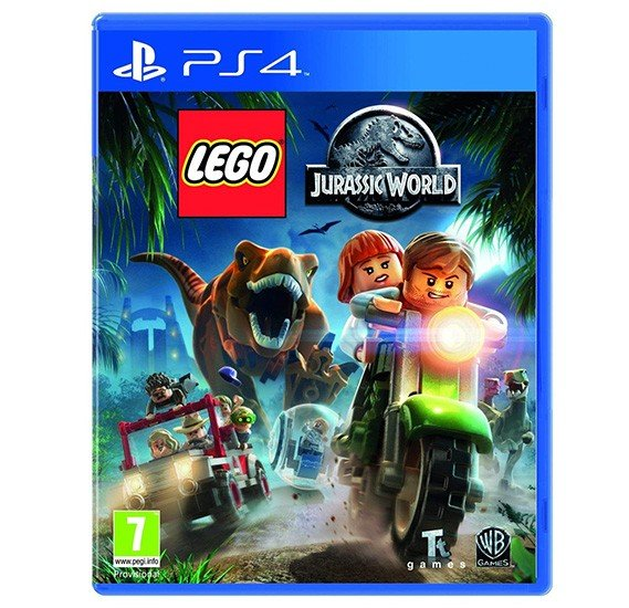 Warner Bros Lego Jurassic World For PS4