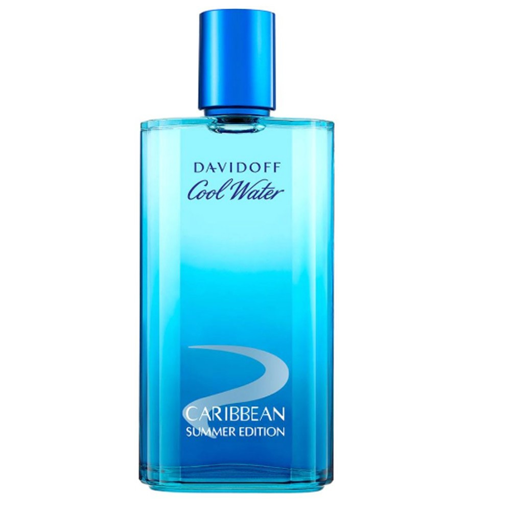 Davidoff Cool Water Caribbean Summer Edition (M) EDT, 125 ml