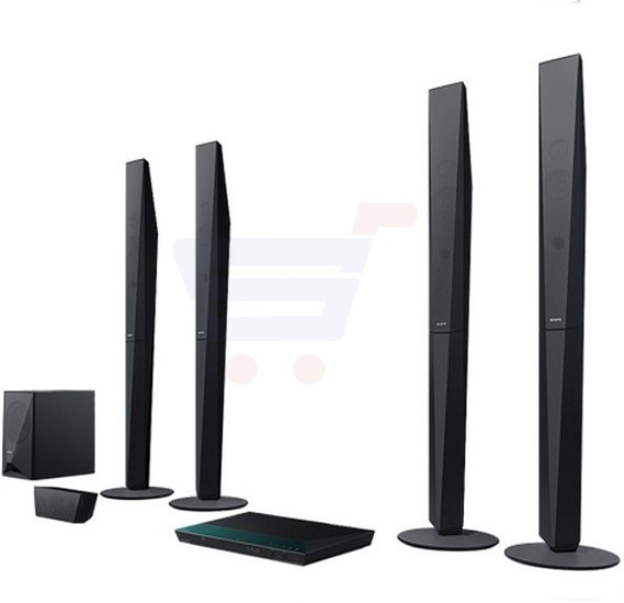 Sony Blu-ray Home Cinema System BDVE6100