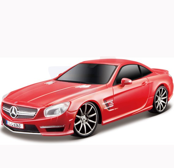 Maisto Tech R/C 1:24 Mercedes-Benz SL Amg 63 without Batteries Red - 81077