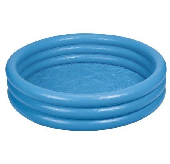 Intex Crystal Blue Pool, 3-Ring, 59416
