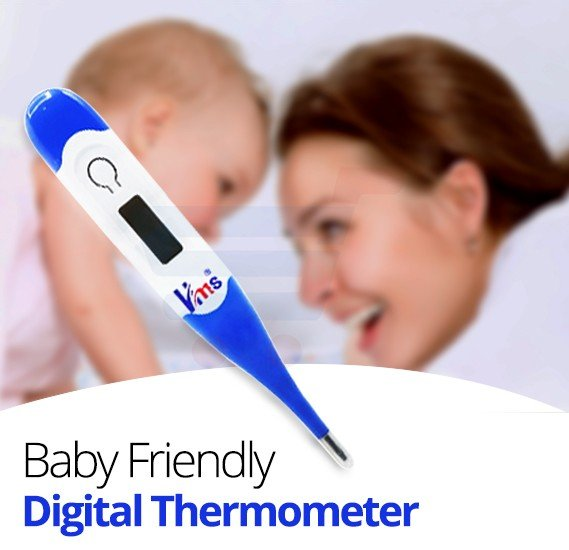 Digital Thermometer EA-899
