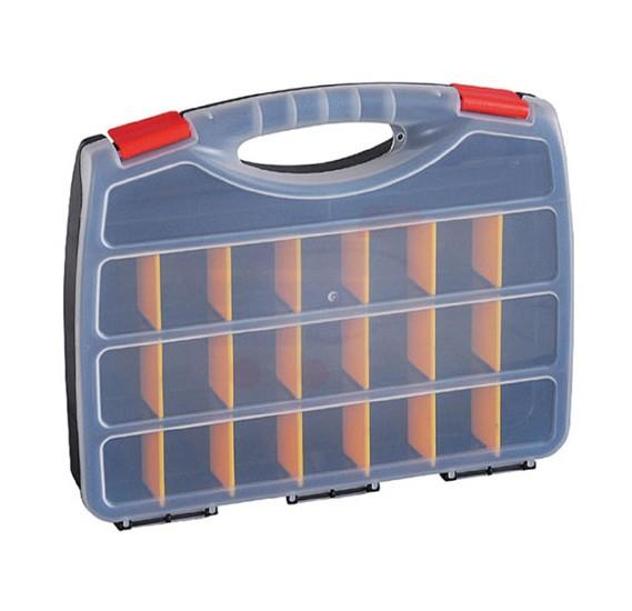 Geepas Plastic Parts Organiser - GT59021