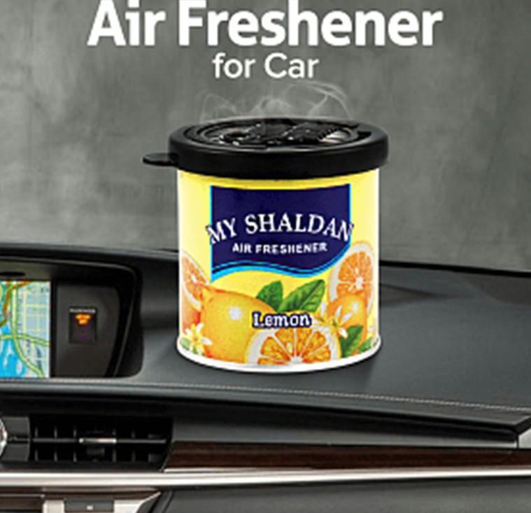My Shaldan Car Air Freshener Lemon , 083