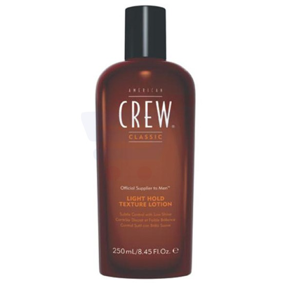 American Crew Men Light Hold Texture Lotion 250ML