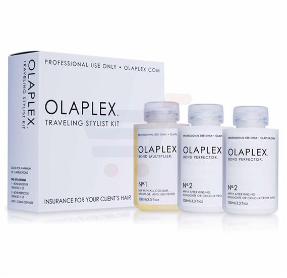 Olaplex Traveling Stylist Kit For All Hair Types 3X100ML