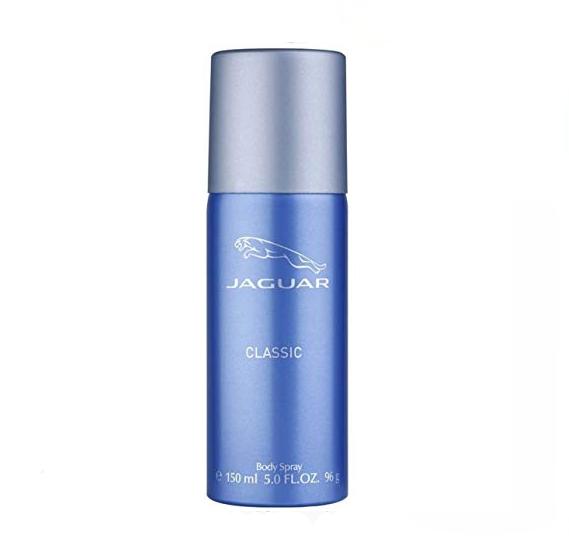 Jaguar Classic Blue Deodorant Spray, 150 ML