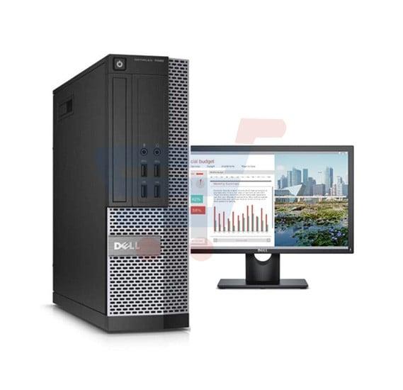 Dell Optiplex 7020 Desktop Core- i7 4GB RAM 500GB Windows 10 pro 18 5inch