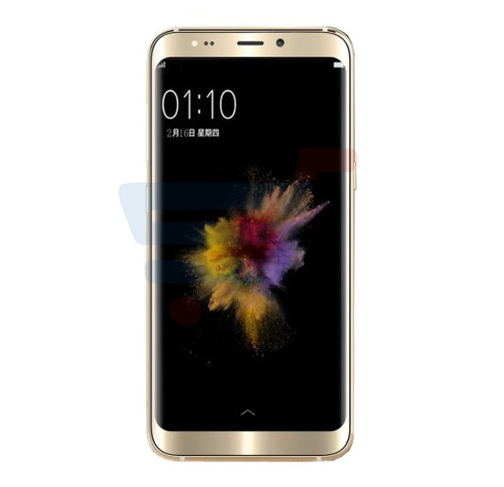 Buy Mione N8 Pro Smartphone Gold 32gb Online Dubai Uae