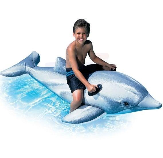 Intex Dolphin Ride-On, 58539
