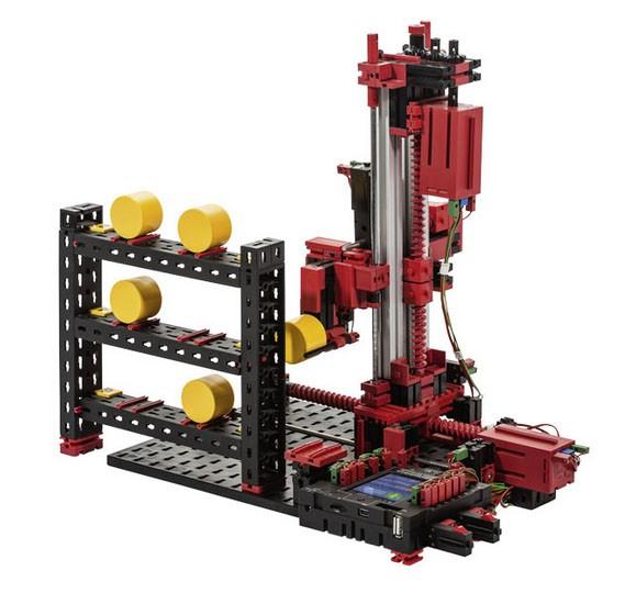 FischerTechnik Robotics in Industry, 533020