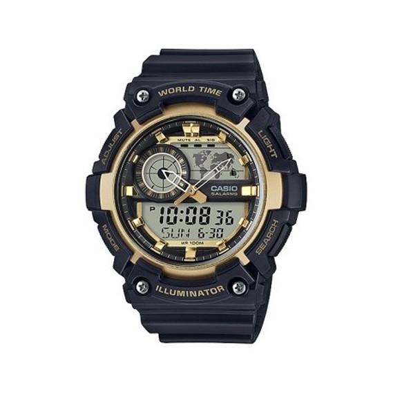 Casio Kids Youth Quartz Analog or Digital Watch AEQ-200W-9AVDF