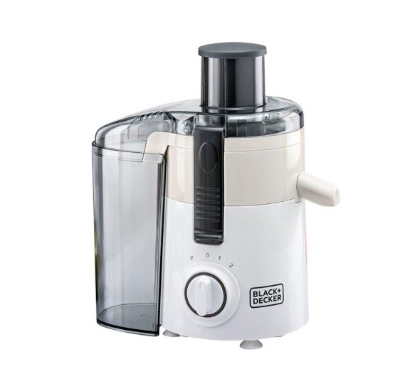 Black and Decker 250 W Juice Extractor with Large Feeding Tube, JE250-B5