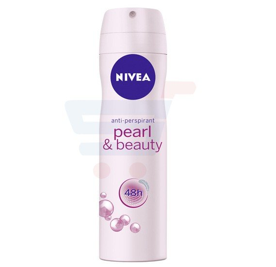 NIVEA Deo Pearl & Beauty Spray For Women 150 ML