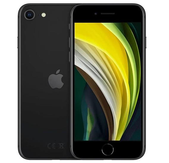 Apple iPhone SE 2020 (2nd-Gen) With FaceTime Black 256GB 4G LTE