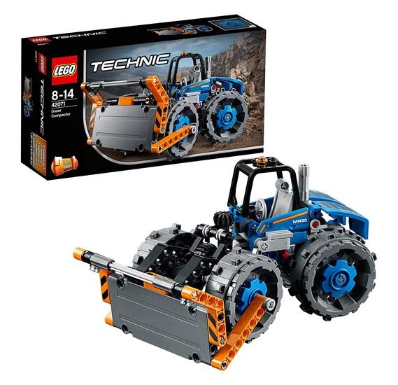 LEGO Technic Dozer Compactor, 42071