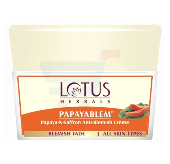 Lotus Papayablem Cream 50gm
