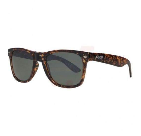 1eaf82fa4e Buy Zippo Classic Sunglasses Green Flash Polarized - OB21-04 Online ...
