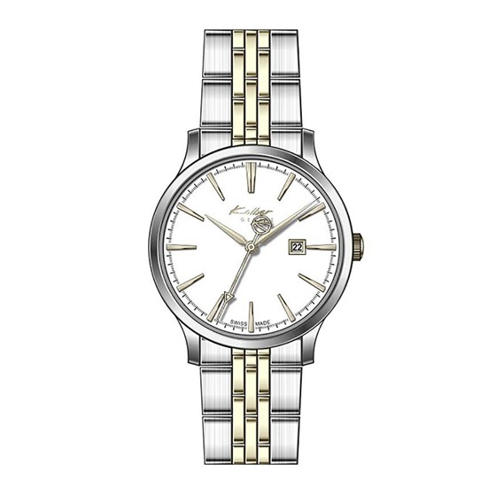 Kolber Les Classiques Stainless Steel Round Analog Ladies Watch K4069211052