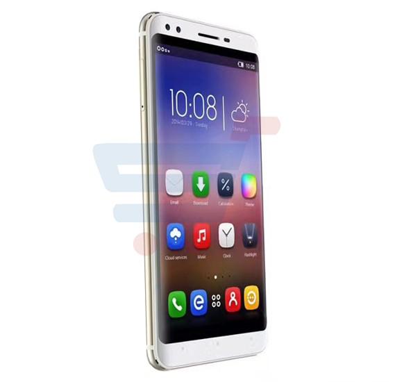 Attila i8 Smartphone, 4G LTE, Android 6.0, 5.5 Inch Full HD IPS Display, 3GB RAM, 32GB Storage, Dual Camera, Dual Sim, Wifi- Gold