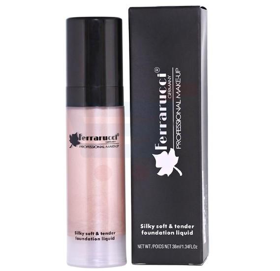 Ferrarucci Silky Soft and Tender Foundation Liquid 38ml, SF07