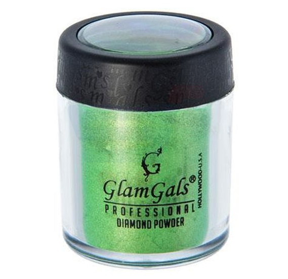 GlamGals Diamond Powder Green - DP03