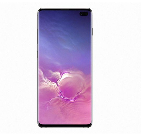 Samsung Galaxy S10 Plus Dual Sim - 512gb, 8gb Ram, 4g Lte, Ceramic Black