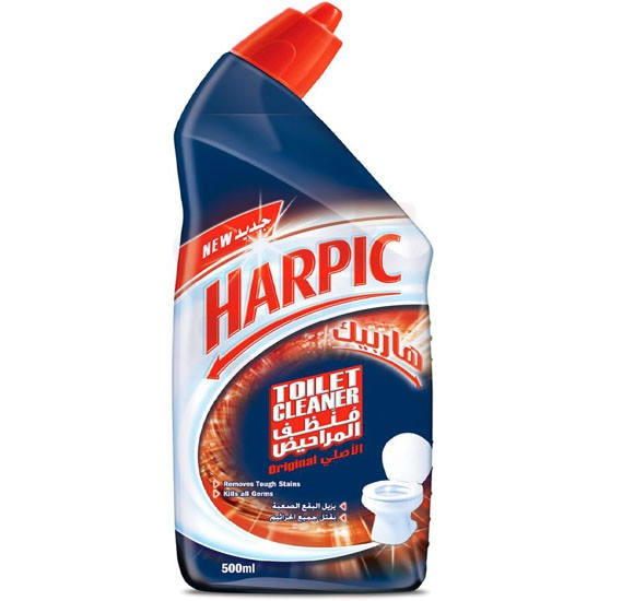 Harpic Original Liquid Toilet Cleaner 500ml