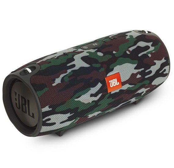 JBL Xtreme Portable Bluetooth Speakers Squad-Camouflage