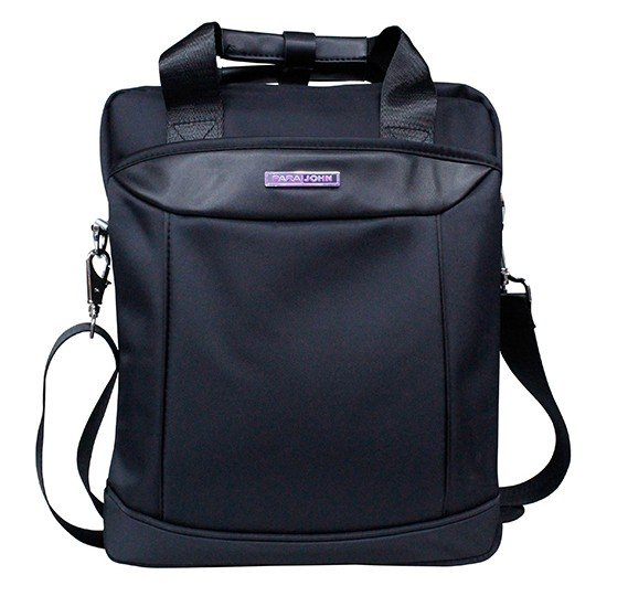 Para John Mini Laptop Bag - Black, PJMLB8018