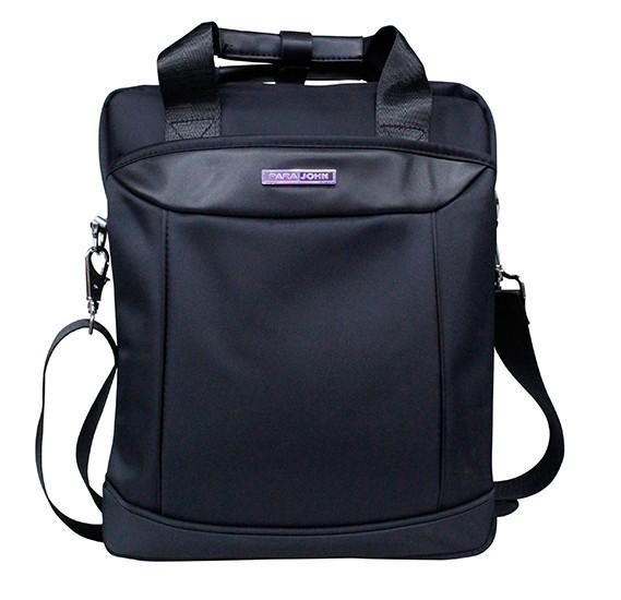 Buy Para John Mini Laptop Bag - Black Online Dubai 153e868cc1e9